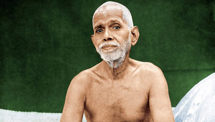 BHAGAVAN RAMANA MAHARSHI